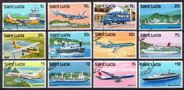 St. Lucia Used Set - Transport