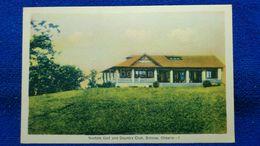 Norfolk Golf And Country Club Simcoe Ontario Canada - Ontario