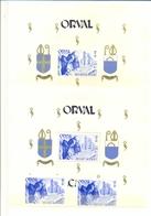 Nrs. 567A/B + Blokken 11/12 Postgaaf ** MNH Zeer Mooi - Belgique