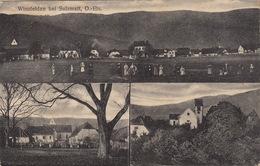 Carte Gruss Aus Sulzmatt Soulzmatt 1918 - France