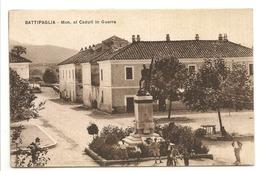 BATTIPAGLIA - MON.  AI CADUTI IN GUERRA - Salerno