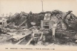 Frosnes - Poste D'Ambulance - War 1914-18