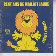 CENT ANS DU MAILLOT JAUNE - CREDIT LYONNAIS - CD 21 Minutes - Cyclisme