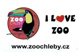 Zoo Chleby (CZ) - Logotype (I Love...) - Animales & Fauna