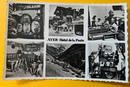 10011 - Ayer Hôtel De La Poste - VS Wallis