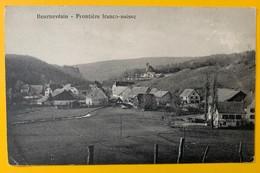 10014 - Bournevésin Frontière Franco-Suisse - JU Jura
