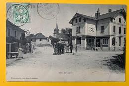 10018 - Crassier La Douane Attelage - VD Vaud