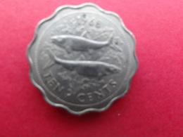 Bahamas  10 Cents  1968  Km 4 - Bahamas