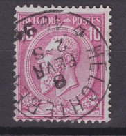 N° 46 DEPOT RELAIS  HELCHTEREN - 1884-1891 Léopold II