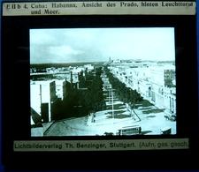 HABANNA , ANSICHT DES PRADO , HINTEN LEUCHTTURM - CUBA - AMÉRIQUE DU SUD - Glasdias