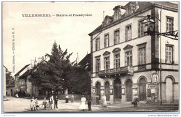 70 VILLERSEXEL - Mairie Et Presbytère - Other Municipalities