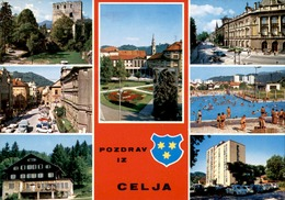 SLOVENIA OLD POSTCARD - Slowenien