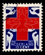 """1927 Netherlands """"Semi Post"""" - Used Stamps"""