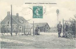 Cpa 02 – Quessy – Entrée Des Forceries – A. Levasseur, Phot. - Sonstige Gemeinden