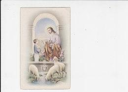 Communie / Communion - Jodoigne 1957 - Devotion Images