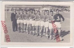 Au Plus Rapide Tunisie Football Equipe De L'Union Sportive De Ferryville Saison 1949-1950 - Sports