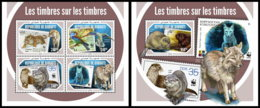 DJIBOUTI 2018 MNH WWF On Stamps WWF Auf Marken WWF Sur Timbres M/S+S/S - IMPERFORATED - DH1904 - W.W.F.