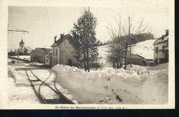 SAINT NIZIER DU MOUCHEROTTE Et Rails - France