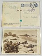 Cartolina Postale Per Le Forze Armate Da P.M.95 Div.Fanti Lupi Di Toscana (Francia) Per Godo (RA) - 15/08/1943 (R) - Correo Militar (PM)