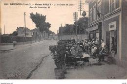 95. N°54301.BEZONS.maison Projet. A La Grace De Dieu. Rue De Pontoise - Bezons