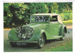 1937 Bentley 4 1/4 Drophead Coupe - Old Car - Auto - Oldtimer - PKW