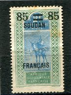 SOUDAN   N°  45  (Y&T)  (Neuf Sans Gomme) - Soudan (1894-1902)