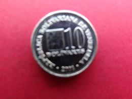 Venezuela  10 Bolivares  2001 Y 80 - Venezuela