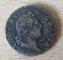 Achat Immédiat - Sol à L'Ecu Louis XV 1770 W (Lille) - Joli Fauté De Frappe, Coin Fendu Au Niveau Du Buste - 1715-1774 Louis XV Le Bien-Aimé