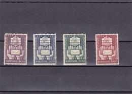 Portugal -75º Aniversário U. Postal Universal Novos  Sem Cola - Portogallo