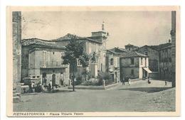 PIETRASTORNINA - PIAZZA VITTORIO VENETO - Avellino