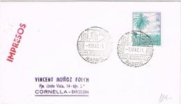 35912. Carta Impresos MADRID 1971. Feria De La Construccion - 1931-Hoy: 2ª República - ... Juan Carlos I