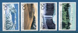 Chine - YT N° 3175 à 3178 - Neuf Sans Charnière - 1993 - 1949 - ... Repubblica Popolare