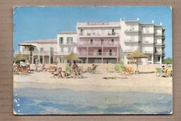 CPSM ESPAGNE - PALMA DE MALLORCA - HOTEL MARITIMO - Playas Del Arenal - TB PLAN Façade Etablissement Vue Mer - Palma De Mallorca