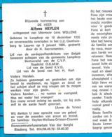 Bp    Schepen    Langdorp    Heylen   Wellens   Leuven - Imágenes Religiosas