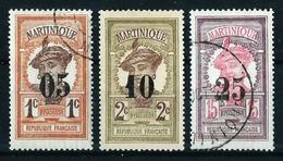 Martinica (Francesa) Nº 83/5º/(*) - Martinique (1886-1947)