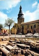 03 - Néris Les Bains - L'Eglise Et La Nécropole Mérovingienne - Neris Les Bains