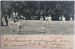 V 71001 - Germania - Bad Homburg - Lawn - Tennis  - Platz - Bad Homburg