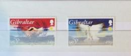 Gibraltar 1995 50th UN Set MNH - Gibraltar