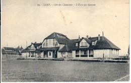 Avion Lens Cité Des Cheminots L'école Des Garçons 1930 Coté Parc Des Sports - Avion