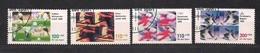 Allemagne Deutschland Bund 1998 Yvertn° 1800-03 (°) Oblitéré Used Cote 13,50 Euro  Sport - [7] République Fédérale