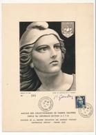 FRANCE - Etude De Marianne Par P. GANDON - épreuve De Luxe D'origine Privée ACTO LIBOURNE - Cachet - Signature Gandon - Artist Proofs