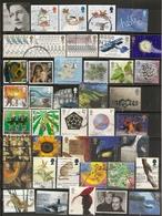 Grande-Bretagne Great Britain Collection Topical Stamps (2 Scans!!) - Collezioni