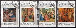 St. Lucia Used Set - Religious
