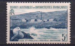 TAAF / TIMBRE N° 4 NEUF * * - Französische Süd- Und Antarktisgebiete (TAAF)