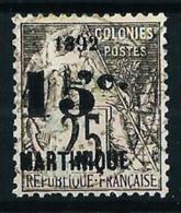Martinica (Francesa) Nº 30 Usado Cat.35€ - Martinique (1886-1947)