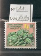 TAAF / TIMBRES N° 11 NEUFS** - Französische Süd- Und Antarktisgebiete (TAAF)