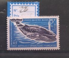 TAAF / TIMBRES N° 22 NEUF** - Französische Süd- Und Antarktisgebiete (TAAF)