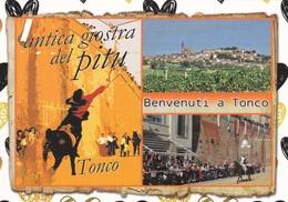 (C101) - TONCO (Asti) - Multivedute - Asti
