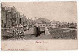 Stavoren Stadszicht 1930 - Leeuwarden Stavoren IV Grootrond - Stavoren
