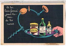 Illustrateur     HUMOUR    A TOI BEAU FIANCE - 1900-1949